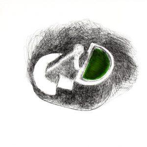 gavage color vert