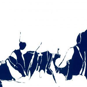 Bleu de Prusse numéro 10